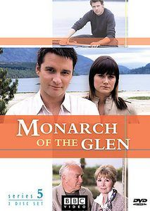 Monarch of the Glen   The Complete Series 5 DVD, 2006, 3 Disc Set