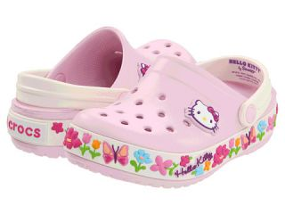 Crocs Kids Hello Kitty Crocband (Infant/Toddler/Youth)