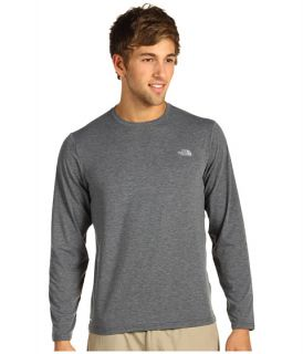 The North Face Mens L/S Reaxion Crew Neck Tee $30.00