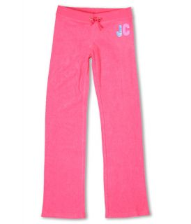 Juicy Micro Terry Original Leg Pant (Little Kids/Big Kids) $82.00 NEW