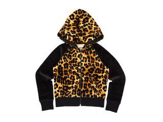 Juicy Couture Kids Leopard Bomber Jacket (Toddler/Little Kids/Big Kids