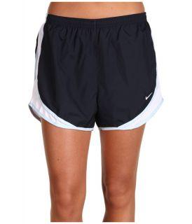 Nike Tempo Short Dark Obsidian/White/Pale Blue/White