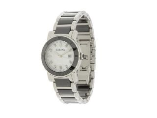 Bulova Ladies Diamond   98P122    BOTH Ways