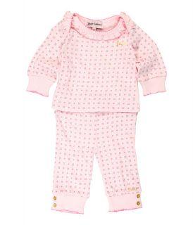 juicy couture kids floral dot lounge set infant $ 48