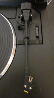 JVC L A90B Auto Return Belt Drive Turntable Record Player System DC