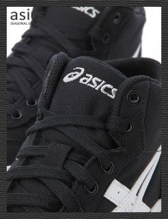 Brand New ASICS AARON MT CV Shoes Black #102