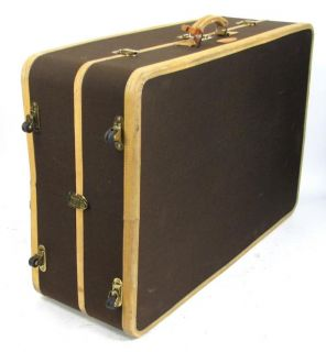 Aaron Candy Spelling Luggage Wheeled Rolling Garment Suitcase 36 x 24