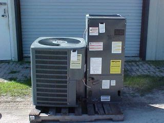 UNIT GOODMAN 2 5 TON SPLIT UNIT R22 HEAT PUMP L K 2008 MODLE