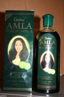 Dabur Amla Gooseberry Natural Care Pure Herbal Hair Oil