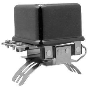 Delco Remy Generator Mechanical Voltage Regulator 6V