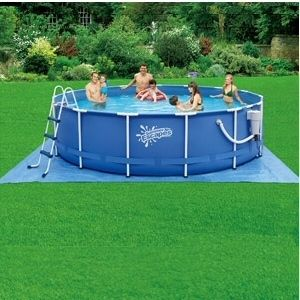 Above Ground Swimming Pool Summer 15 Feet x 42 inches Frame Set New