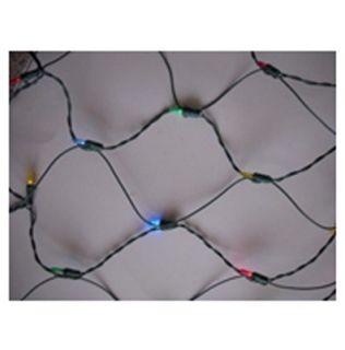 Endura Right Lighting X12BVH0404 Christmas Net Light Set, Battery
