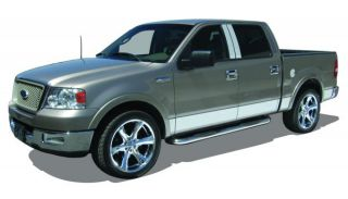 dee zee u cut chrome rocker panels image shown may vary from actual
