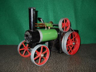 Steam Tractor Engine Model Toy Accessory Workshop Dampfmaschine