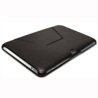 Multi Stand Leather Case Cover for Acer Iconia Tab A510 A700   Black