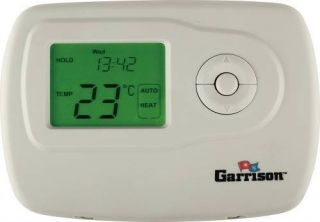 Day or 5 2 Programmable Thermostat Two Stage Heat Cool