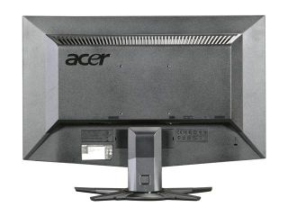 Acer G215HVABD Black 21 5 Full HD Widescreen LCD Monitor