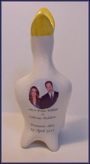 Prince William & Kate Middleton Pie Bird Funnel Vent ENGLAND   Royal