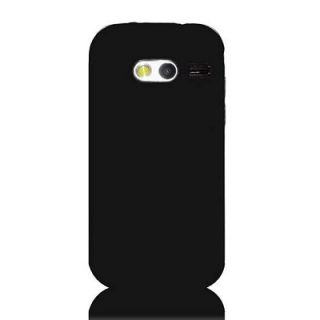 Huawei Activa 4G M920 Accessory Black Soft Silicone Rubber Gel Skin