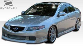 2004 2005 Acura TSX Duraflex J Spec Front Lip Spoiler Body Kit