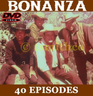 Bonanza New DVD Michael Landon Lorne Greene 40 Episodes