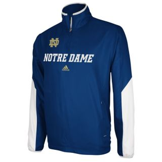Notre Dame Fighting Irish Navy Adidas 2012 Football Sideline Hot