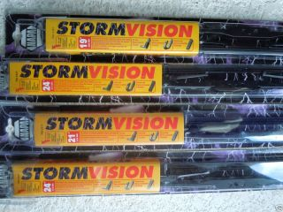 NAPA WINDSHIELD WIPER BLADE 20 ALL SEASON STORM VISION 20
