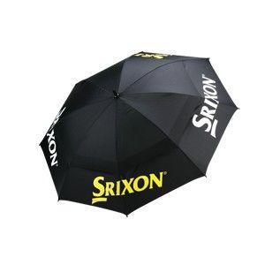 Srixon Black White Yellow 68 Double Canopy Tour 68 Umbrella