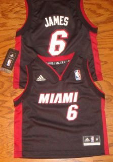 James Toddler Kids NBA Revolution 30 Adidas Basketball Jersey