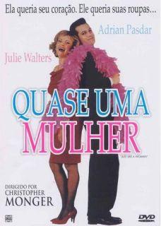 CHRISTOPHER MONGER/JULIE WALTERS/ADRIAN PASDAR / QUASE UMA MULHER