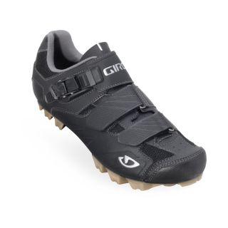 Giro Privateer Black Gum Mountain Bike Cycling Dirt Shoes New