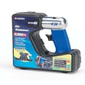 Campbell Hausfeld TL050300RB Air Hammer with Case