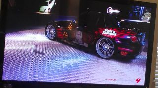 Forza 4 Limited Edtion Set of 20 Fast and Furious Custom Paint Designs