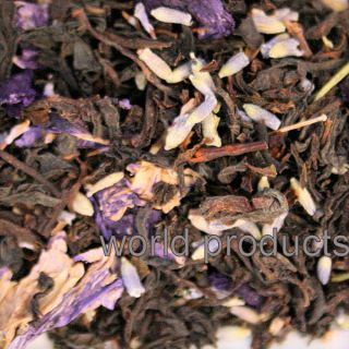 Blue Lady Earl Grey Loose Leaf Black Tea Blend