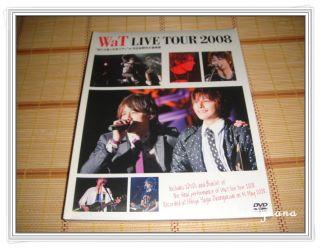 tour 2008 kyo x shokichi tour 2dvd japan limited verison