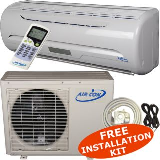 12000 BTU Ductless Mini Split Air Conditioner Heat Pump 1 TON 25 feet