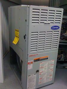 Carrier 80 Efficient Natural Gas 90 000 Btu Forced Air Furnace
