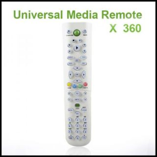 New Universal DVD Media Remote Controller for Xbox 360