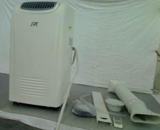 SPT WA 1000E 10 000 BTU Portable Air Conditioner with Remote Control
