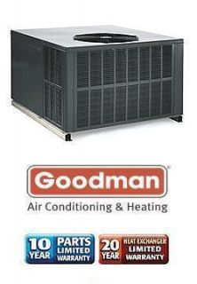 Goodman 90 000 BTU 80 Gas Package Air Conditioner GPG1348090M41