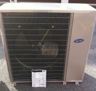 New Carrier Performance Compact Air Conditioner 38HDR Duct Free 5 Ton