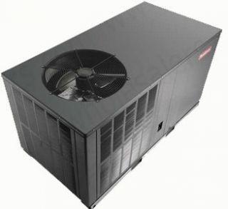 Goodman 2 5 Ton 14 SEER Horizontal Air Conditioner Package Unit
