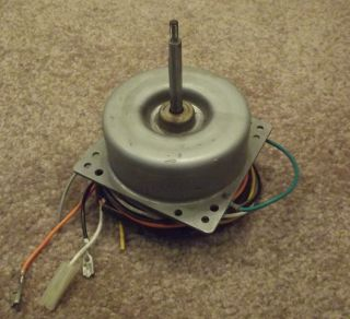 WJ94X10103 WJ94X10218 GE Air Conditioner Fan Motor