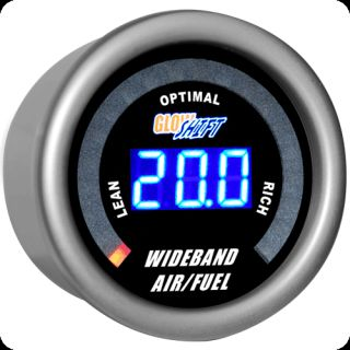 other replacement sensors tinted face wideband digital air fuel gauge