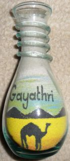 Write Any Text in This Sand Art Bottle from Jordan