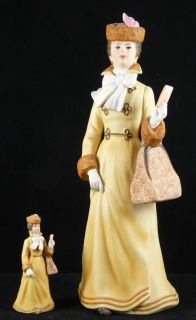 AVON MRS. ALBEE 1981 FULL SIZE FIGURINE STATUE REP AWARD EXCELLENT