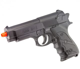 New Airsoft Spring Pistol M9 92 Beretta Hand Gun Combo Lot w 1000