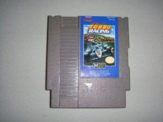 al unser jr turbo racing nintendo nes video game