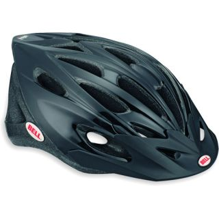 Bell Bicycle Helmet Alibi Solid Black Size Universal Youth / Kids Bike