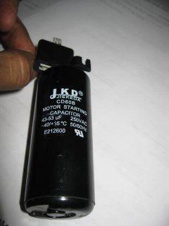 Capacitor Starting Motor CD60B 3310727007 Brisk Air Conditioner